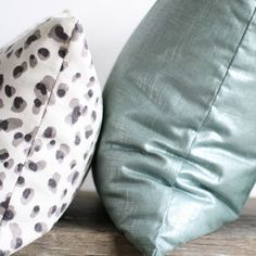 Lulu Leopard, Grey Pillow by Tonic Living Modern Throw Pillows, Grey Pillows, Serene Bedroom, Living Room Inspiration, Floral Fabric, Cozy House, Bean Bag Chair, Pattern, Alchemy