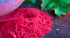 Beet Root Powder (Beta Vulgaris) contains high levels of important vitamins, minerals and micronutrients. Rich in iron, potassium, magnesium, A, C, B1, B2, B3, B6, calcium, copper, phosphorous, sodium, iodine, boron, soluble and insoluble fiber. Beet Root is a rich source of carbohydrates and protein. It has been used to support healthy digestive, liver and spleen function. It brings the body to healthy sugar levels.
