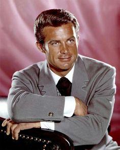 Robert Conrad - actor, writer, director Born 03/01/1935 Chicago, Illinois