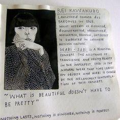 Pages from the sketchbook of Etsy seller Yelena Bryksenkova. #erindollar
