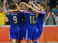 Samurai Blue Football Japan National Team