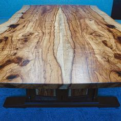 Posts about Live Edge Furniture written by Louis Fry Live Edge Furniture, Log Furniture, Handmade Furniture, Furniture Design, Pecan Wood, Slab Table, Woodworking Inspiration, Live Edge Table, Buy Furniture Online