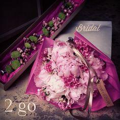 #bridal #bouquet #buttoniere #togo #flowers #paeony #2go #gelin #buketi #yenikoy  (Lisan-i Ezhar Floral Sculptorda)