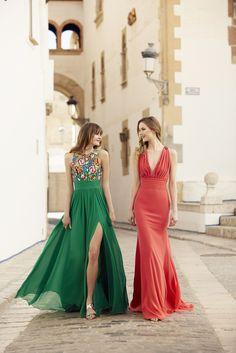 2018-pronovias-cocktail-bridesmaids-evening-dresses-GRIEGA_02.jpg 1.200×1.799 píxeles