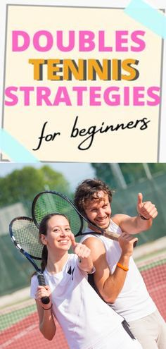 If you are a beginner tennis player looking for doubles strategies then you will find this post helpful. Discover how to play doubles and win more tennis matches.