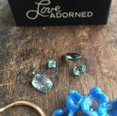 Selecting Diamonds for a Custom Ring by Blair Lauren Brown Lauren Brown, Custom Shirts, Jewelry Design, Designer Jewelry, Stud Earrings, Group, Tees, Board, Diamonds