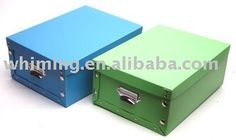 PP A4 document foldable storage box, View pp box, whiming Product Details from Guangzhou Whiming Crafts Co., Ltd. on Alibaba.com Guangzhou, Craft Storage, Toy Chest, Storage Chest, A4, Toys, Crafts, Home Decor, Activity Toys