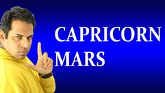 Mars in Capricorn in Horoscope (All about Capricorn Mars zodiac sign)
