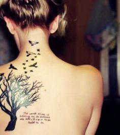 Love this vintage style tattoo
