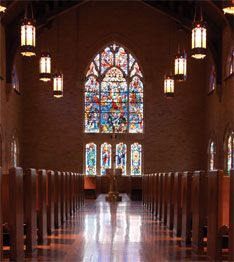 Texas | St. Matthew's Episcopal Cathedral in Dallas, TX - Inside view from your Trinity Stores crew.