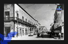 Calles 5 de mayo. (fototeca del Archivo General  Municipal)