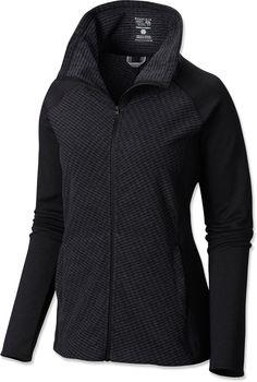 Mountain Hardwear Toasty Stripe Front-Zip Sweater - Women's