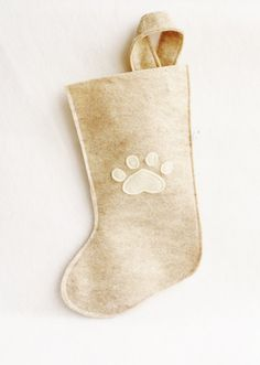 puppy stocking (for lola)