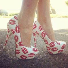 cute High Heel Shoes