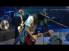 Warpaint - Live in Werchter 2011  (Burgundy 10:24)