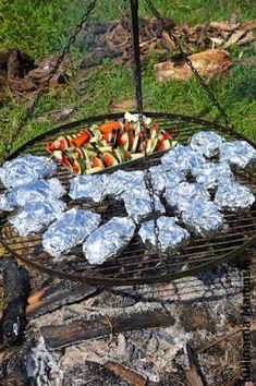 Co przygotować na grilla - kilka propozycji Grilling, Food And Drink, Eat, Crickets