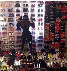 0ef0be4416aee0 Easy Shoe Storage and Closet Organization Ideas