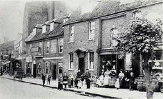 Lower Edmonton Image - Webmaster to identify later Local History, British History, Family History, London Pictures, London Photos, Vintage London, Old London, Enfield Middlesex, North London