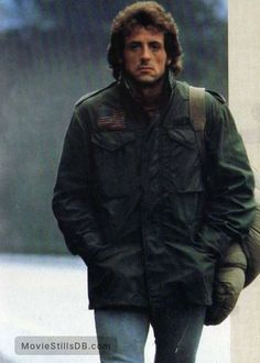 Sylvester Stallone as John Rambo. Jackie Stallone, Sage Stallone, Frank Stallone, Stallone Rocky, Sylvester Stallone Rambo, Rocky Balboa, Rambo 3, Drive A Tank, Brigitte Nielsen