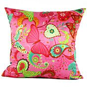 Modern Butterfly Polyester Decorative Pillow ... – GBP £ 9.90