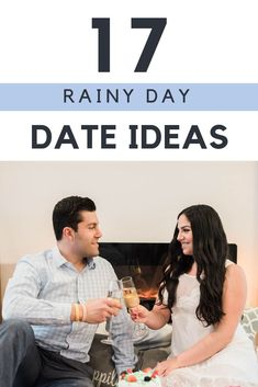17 rainy day date ideas. The best things for couples to do on a rainy day. Rainy Day Activities For Kids, Couple Activities, Activities For Adults, Marriage Relationship, Happy Marriage, Marriage Advice, Relationship Meaning, Date Ideas For New Couples, Day Date Ideas