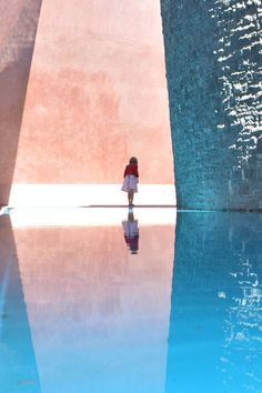 Skyspace installation by James Turrell National Gallery of Australia