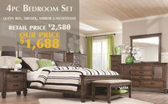 Buy Quality Fine Home Furnishings and Name Brand Mattresses At Discounted Prices! Fine Furniture, Quality Furniture, Living Room Furniture, Mirrored Nightstand, Atlantic Furniture, Mattresses, Queen Beds, Home Furnishings, Bedroom Decor