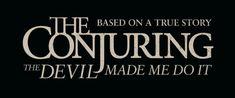 Leslie Johnson, Lorraine Warren, Vera Farmiga, The Conjuring, New Movies, Horror Movies, True Stories, First Time, Devil