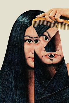 Vintage Collage Artist Eugenia Loli http://inspirationhut.net/inspiration/vintage-collage-artist-eugenia-loli/