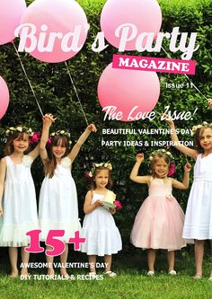 Party Ideas and Printables Magazine - Issue 11, Feb 20155