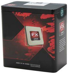 AMD FX-8350 Eight Core CPU