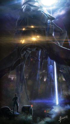 We are the Harbinger of your destiny by brinx-II.deviantart.com on @deviantART