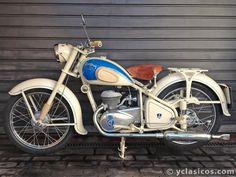 Motocicleta Peugeot 125 cc 55TC
