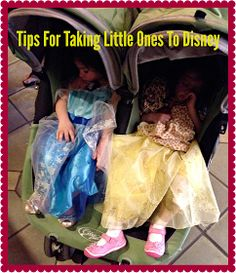 The Chirping Moms: Tips For Taking Little Ones To Disney