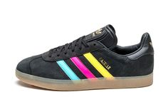 The adidas Gazelle Gets a CMYK Makeover