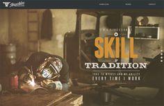 Best Website Designs — January 2014's Picks