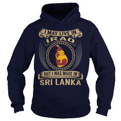 I May Live In Iraq But I Was Made In Sri Lanka