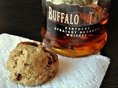 Brown Butter Bourbon Cookies