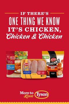 Fresh Chicken, Frozen Chicken, Crispy Chicken, Boneless Chicken, Free Coupons By Mail, Tyson Foods, I Dream Of Jeannie, Tater Tot Casserole, Chicken Strips