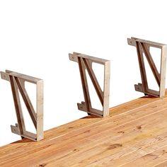 Bench Brackets for Deck or Dock - Rockler.com
