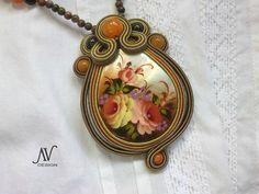 Soutache Jewelry | ... 01:09 - Soutache Jewelry - Broderie à la soutache - Commentaires [19