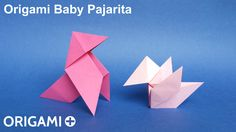 Tutorial and crease pattern for the Baby Pajarita origami bird model How to make an origami Baby Pajarita. Step-by-step instructions with photos and video.