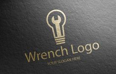 Wrench Logo