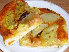 omáčky na pizzu