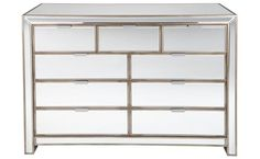 Shop Sabrina Chest at Interiors Online. Exclusive High End Furniture. Mirrored Bedroom Furniture, Interiors Online, Bookcase, Shelves, Home Decor, Shelving, Decoration Home, Room Decor, Bookcases