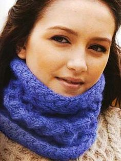 Loreto Cowl from Mirasol book #23 using Kutama yarn.   http://www.knittingfever.com/c/yarn/mirasol-kutama/?color=1913