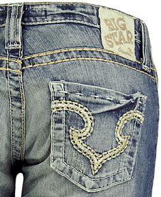 BIG STAR jeans :))