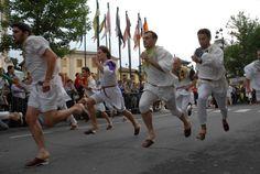 Desio Palio degli Zoccoli - Palio's race 2012