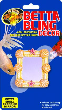 Betta Bling™ Decor - Exercise Mirror