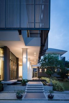 Gallery of Tiwanon House / Archimontage Design Fields Sophisticated - 23